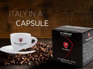 10 Tonino Lamborghini Coffee NESPRESSO® Compatible Capsules