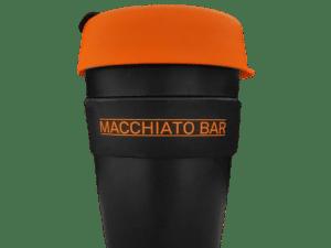 Macchiato Bar KeepCup Latte Silicone Reusable