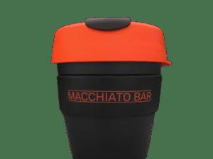 Macchiato Bar KeepCup Silicon 8′