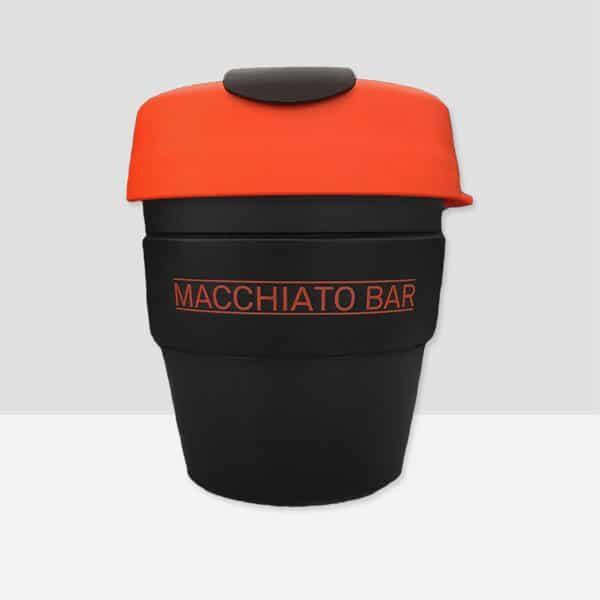 Macchiato Bar KeepCup Silicone 8′