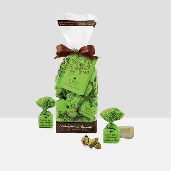 Pistachio Truffle Bag