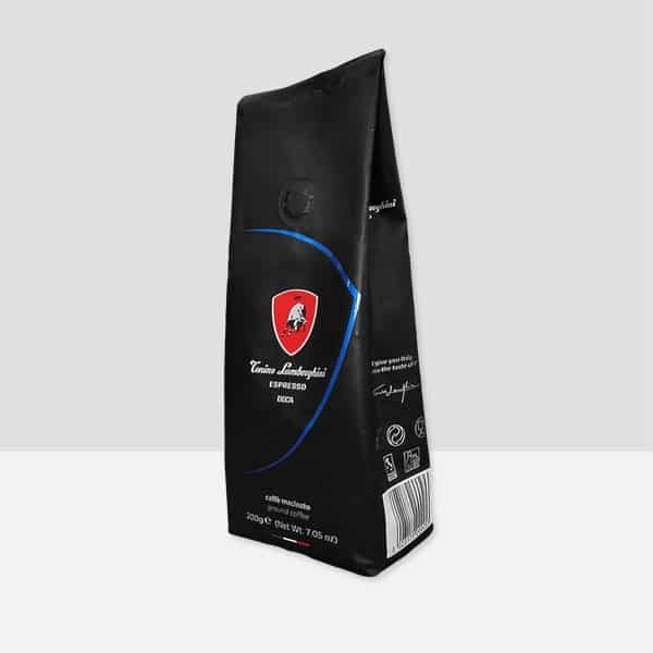 Tonino Lamborghini Decaf Ground Coffee (200g)